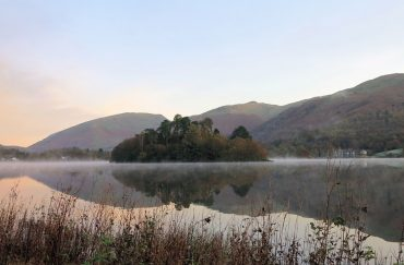Literary places in Cumbria