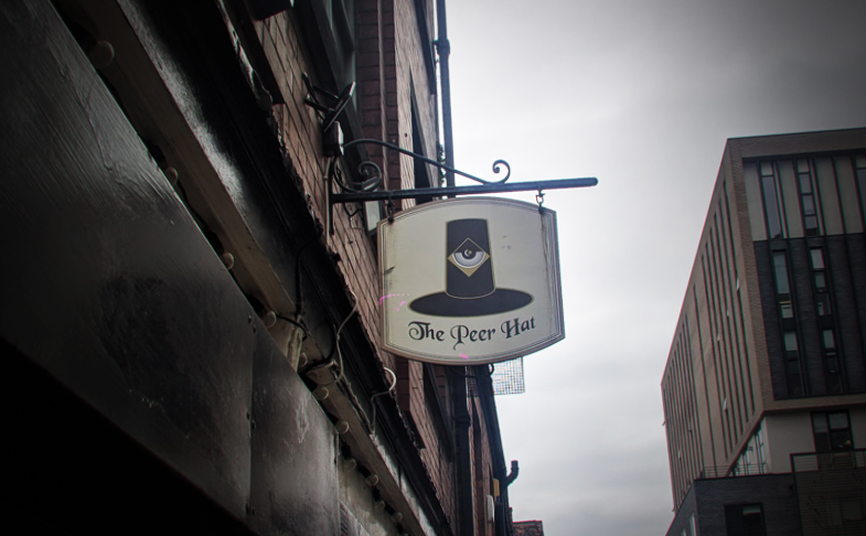 The Peer Hat - Bars in Manchester - Creative Tourist