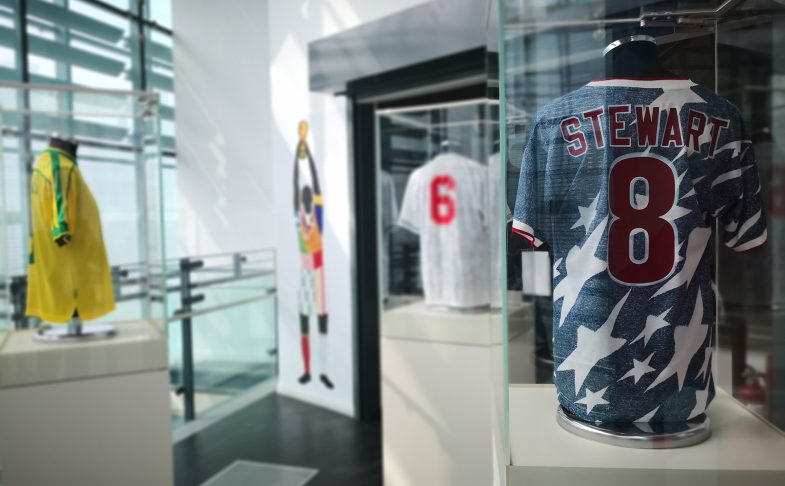 Fabric of Football: World Cup Classics at National Football Museum