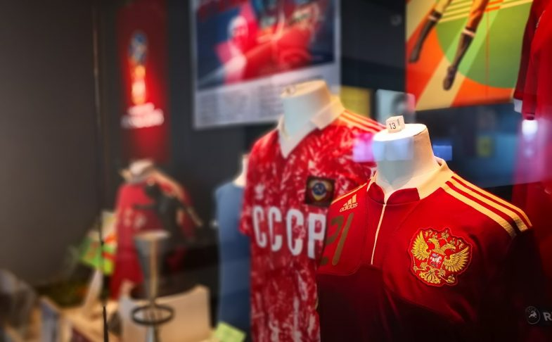 Red Stars: A History of Russian Football