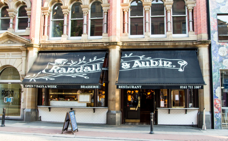 Randall And Aubin Manchester