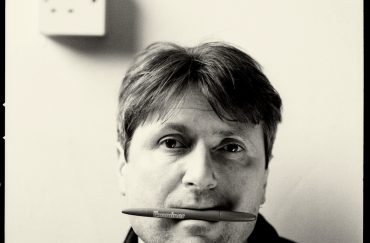 Simon Armitage. Photo Paul Wolfgang Webster