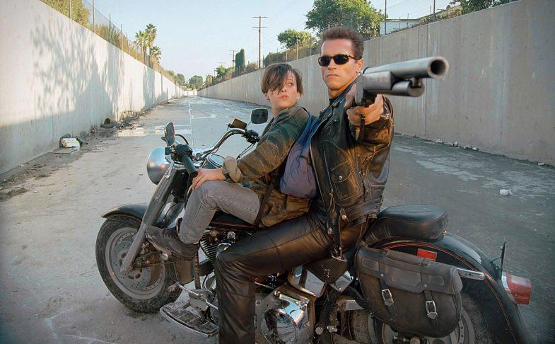 Rad Screenings Schwarzenegger