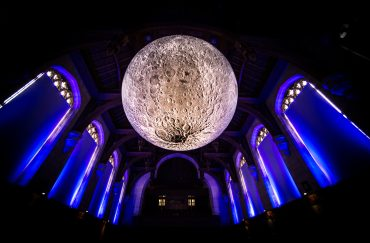 Museum of the Moon, King's Hall, Stoke-on-Trent