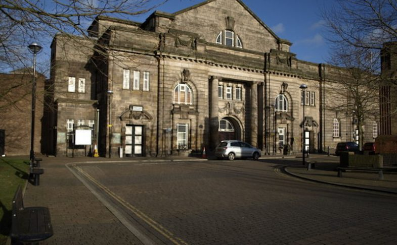 King's Hall in Stoke-on-Trent
