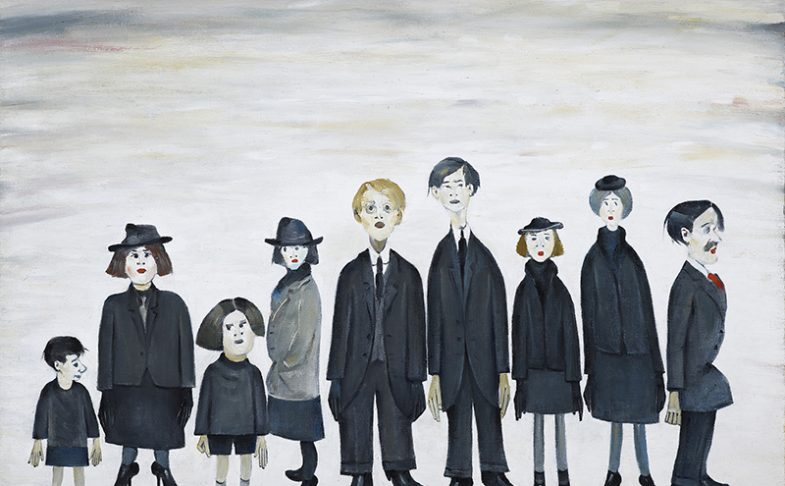 LS Lowry: The Art and the Artist – An introduction to LS Lowry's life and work at Salford Museum and Art Gallery