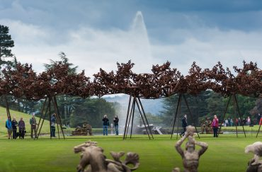 Art Out Loud at Chatsworth Hall