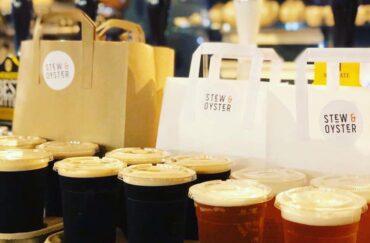 Stew & Oyster Calls Landing