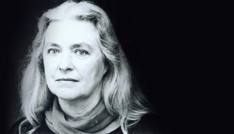 Poet Gillian Clarke.