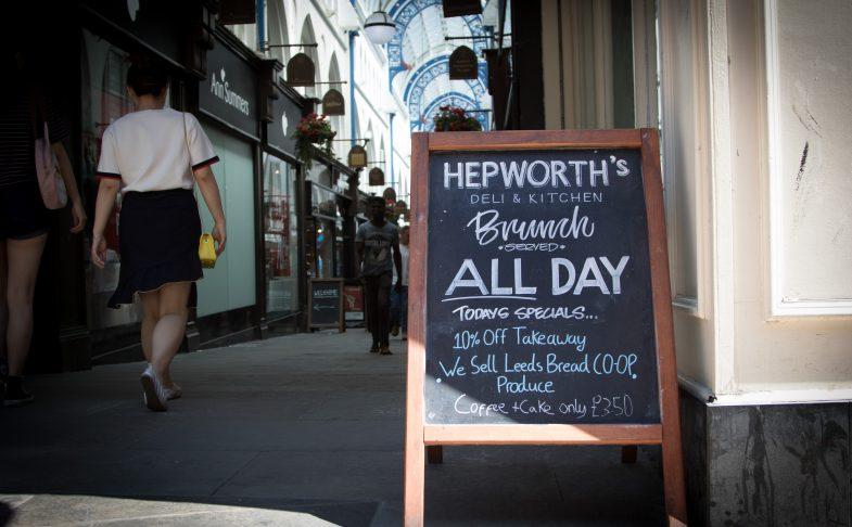 Hepworth's Deli Leeds