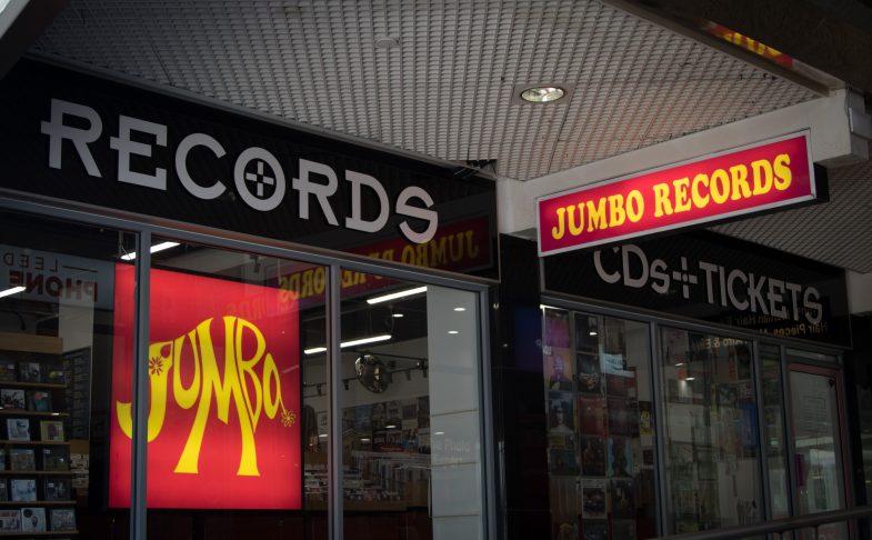 Jumbo Records Leeds