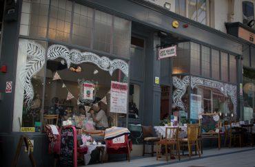 Just Grand! Vintage Tearoom Leeds