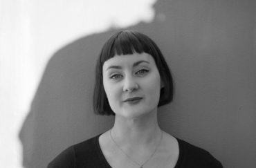 Writer Kirsty Logan. Photo copyright Simone Falk.