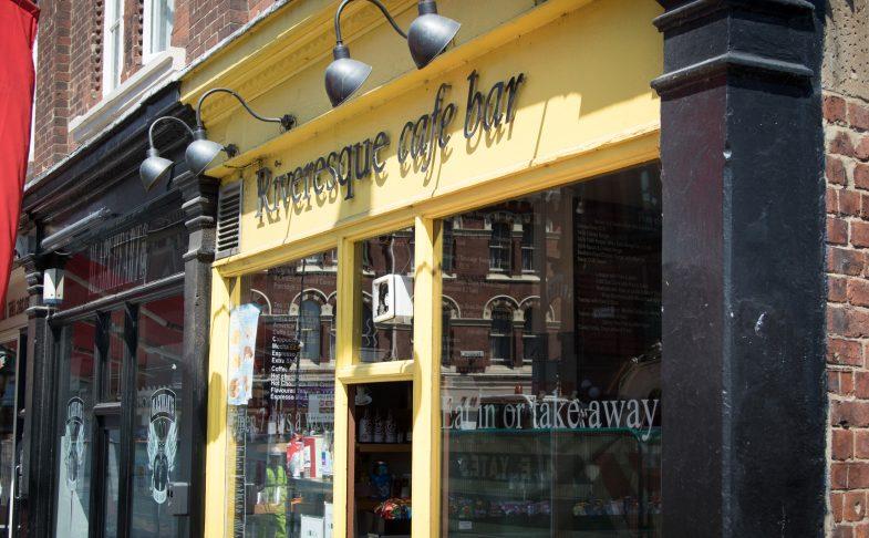 Riveresque Cafe Leeds