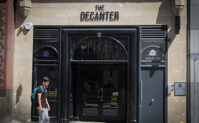 The Decanter Leeds