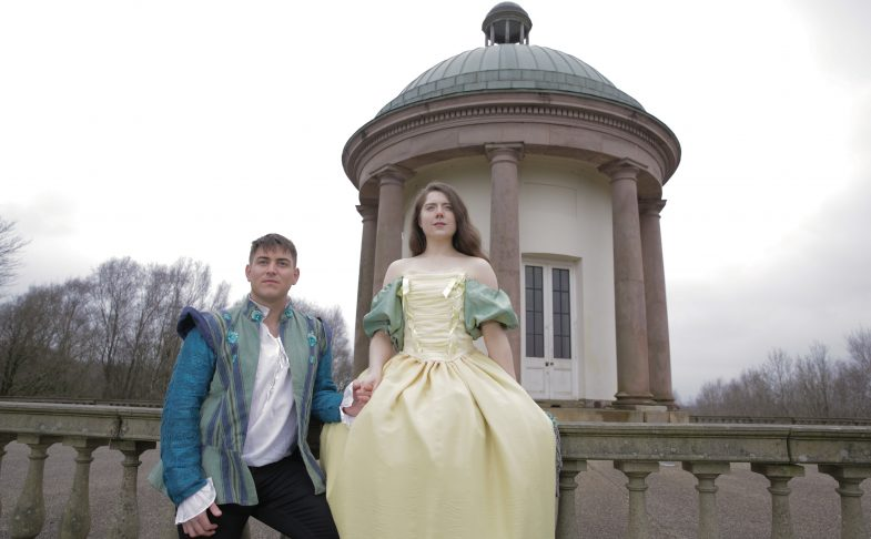 Romeo and Juliet by Feelgood Theatre at Heaton Park, Manchester