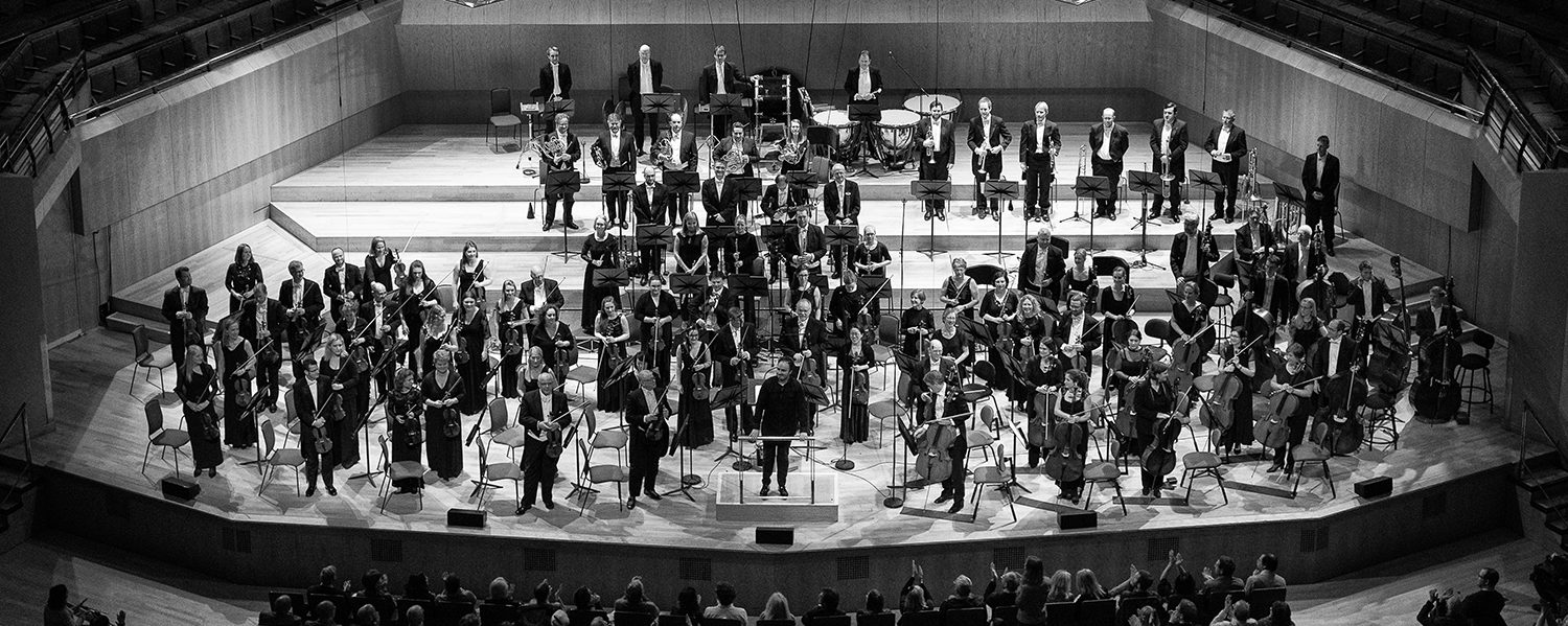 BBC Philharmonic 2019 2020 season bridgewater hall manchester