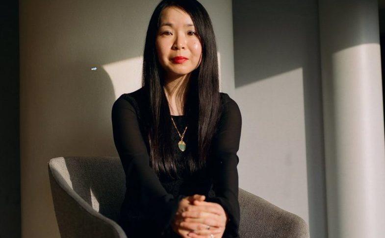 Poet Jennifer Lee Tsai.