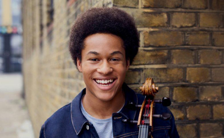 Sheku Kanneh-Mason BBC Philharmonic