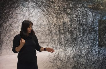 August Bank Holiday Weekend things to do chiharu-shiota-photo-sunhi-mang-copyright-vg-bild-kunst-bonn-2017-and-the-artist