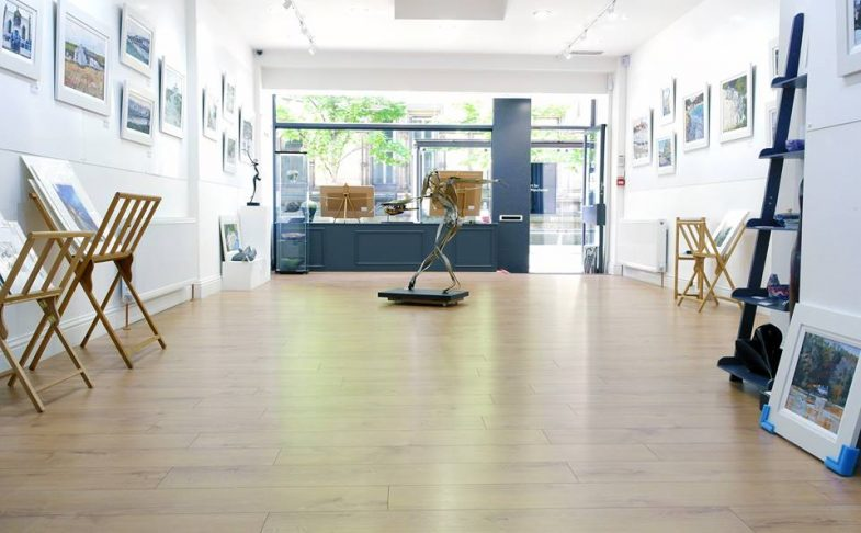 Contemporary Six, art gallery in Manchester