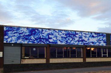 Caustic Coastal art gallery and studios, Salford