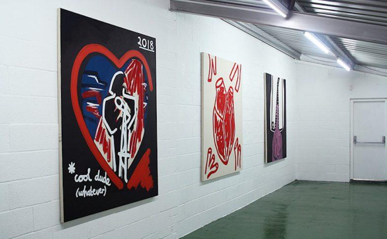 STOCK Gallery, Tallyrand Bar, Levenshulme