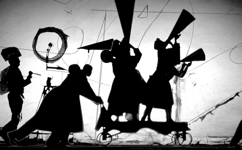 William Kentridge: Thick Time at the Whitworth