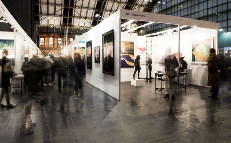 Aviva Investors Manchester Art Fair 2018