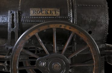 Rocket courtesy Science Museum