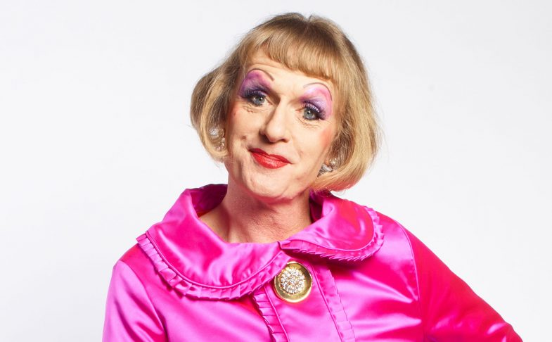 Grayson Perry at Manchester Opera House