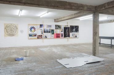 S1 Artspace, Construction House, Order & Limitations exhibition view