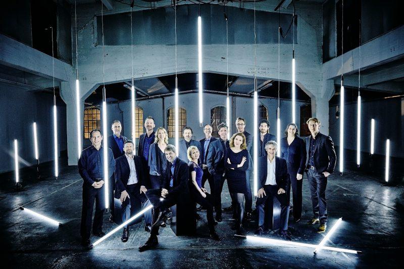 Ensemble Musikfabrik: Saunders 1