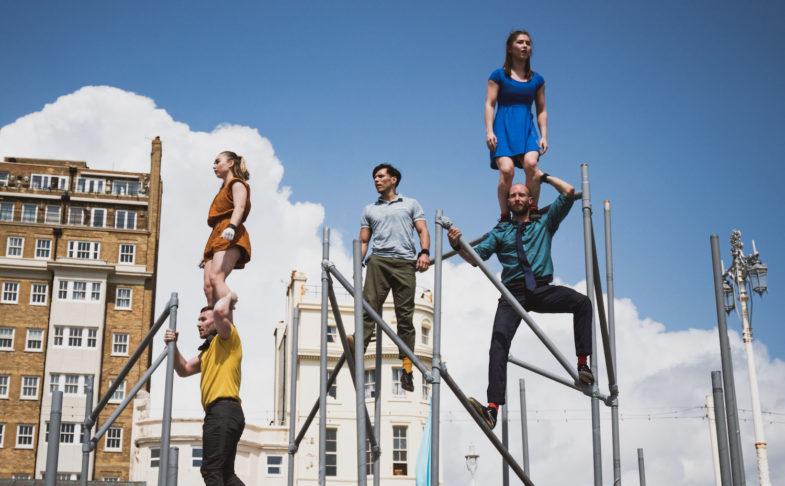 Leap Dance Festival 2019. Image Dan Tucker © 2019