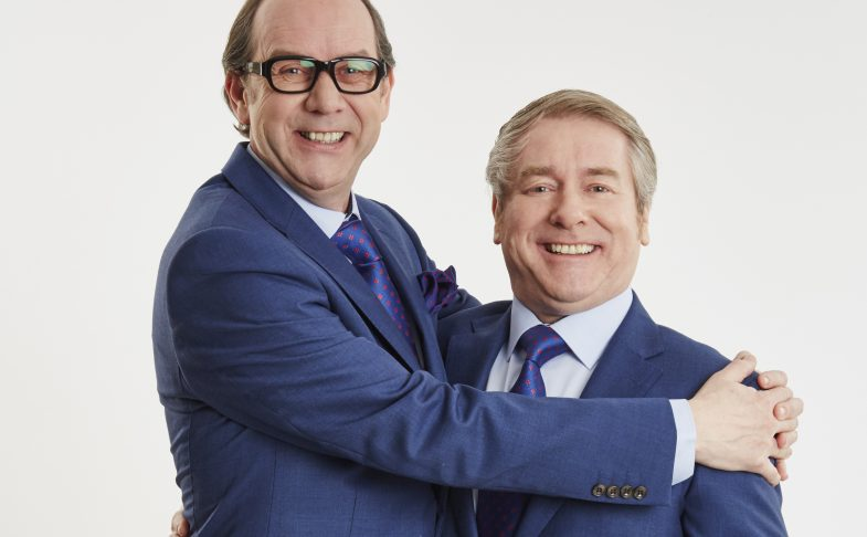 An Evening of Eric & Ern at Christman
