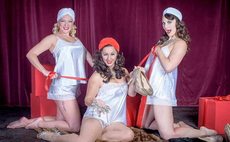 House of Burlesque at The Piece Hall