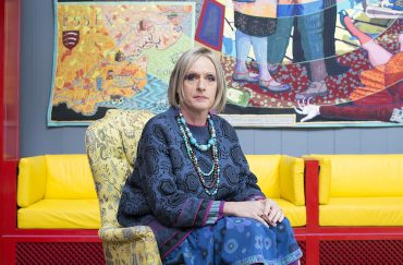 Julie Cope's Grand Tour: The Story of a Life by Grayson Perry at Abbot Hall Art Gallery