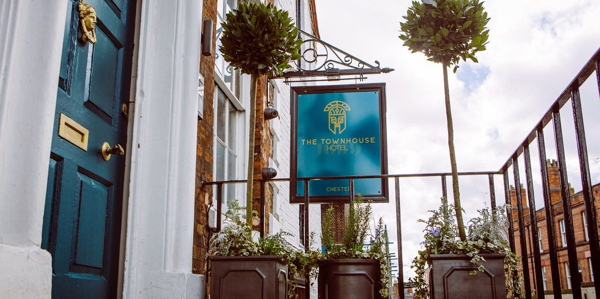 Chester Townhouse hotel