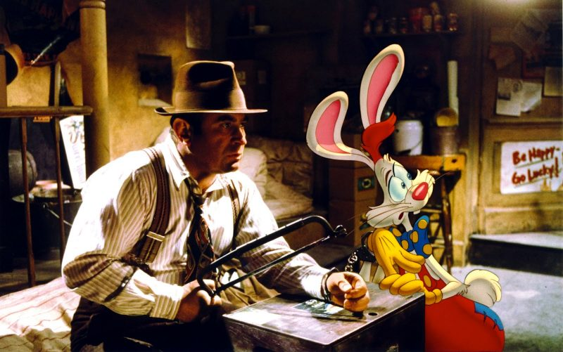 Who Framed Roger Rabbit? + Intro at HOME