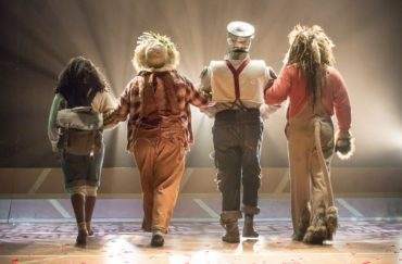 The Wizard of Oz at Storyhouse