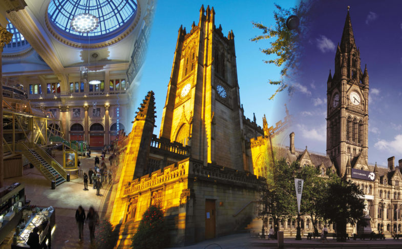 Discover Manchester Daily Tour