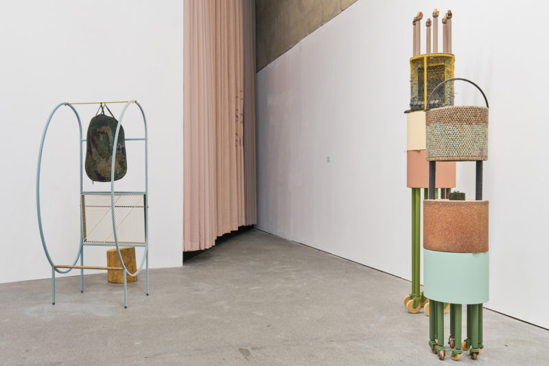 Suki Seokyeong Kang, Land Sand Strand, 2016–2018. Liverpool Biennial 2018