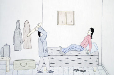 Annie Pootoogook at Touchstones Rochdale, Liverpool Biennial Strategic Touring Programme 2019
