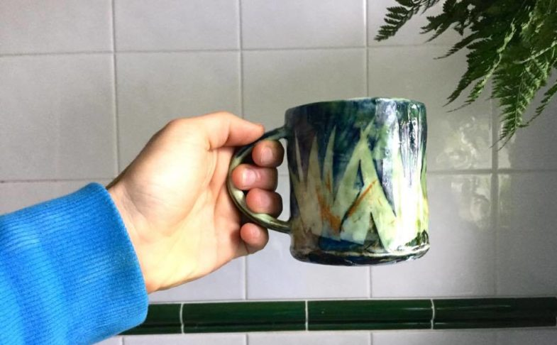 Hand-Built Ceramic Cup and Saucer Workshop