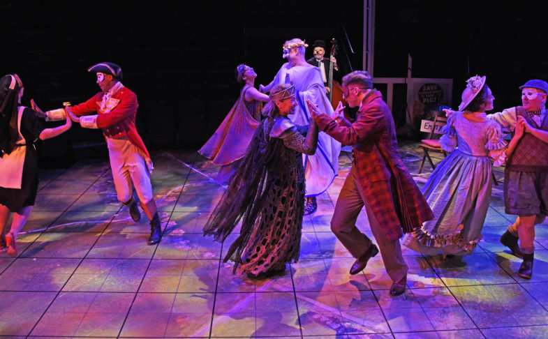 Much Ado About Nothing at The Lowry
