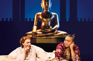 The King and I at Manchester Opera House