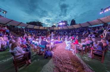 Twelfth Night at Grosvenor Park Open Air Theatre