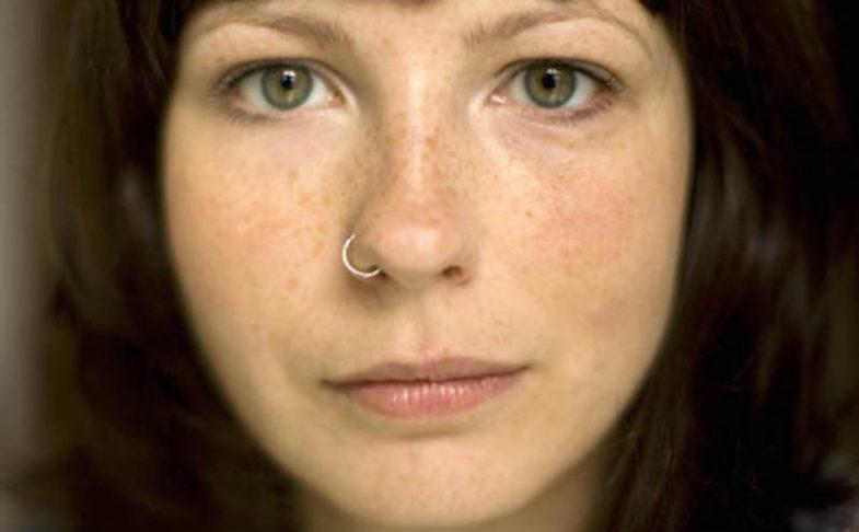 Writer Jenn Ashworth. Photo by Martin Figura