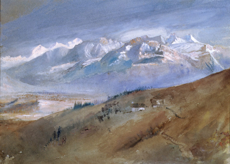 Ruskin, Turner and The Storm Cloud at Abbot Hall Art Gallery