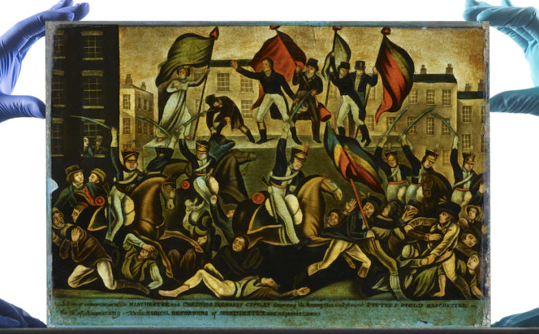 Disrupt? Peterloo and Protest at People's History Museum